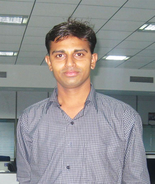 Dinesh Patil SAP HCM placed in CSC by Atos