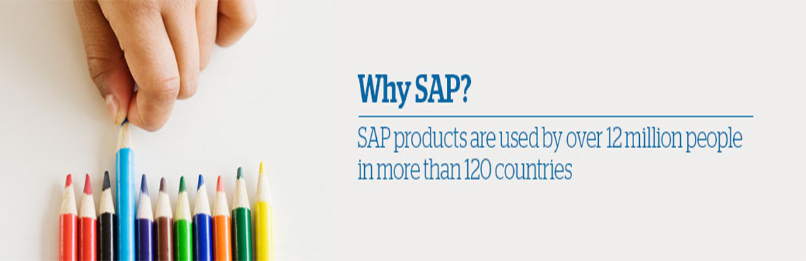 SAP products are used globally